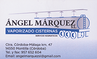 Angel Márquez Cisternas
