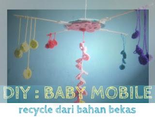 tutorial diy mainan bayi
