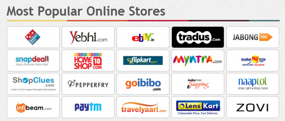 coupons and deals india