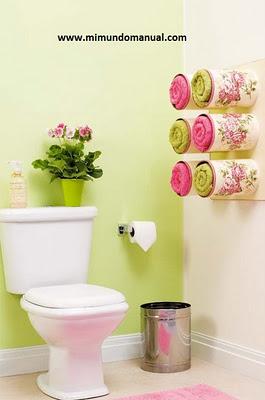 Manualidades con latas cositasconmesh - Manualidades recicladas para decorar ...