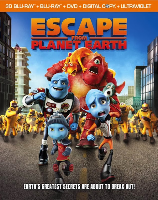 Escape from Planet Earth 2013 Hindi Dubbed Dual Audio BRRip 720p