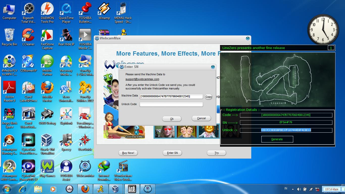 Webcammax ключ скачать