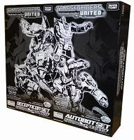 Transformers E-HOBBY United Autobot + Decepticon Set