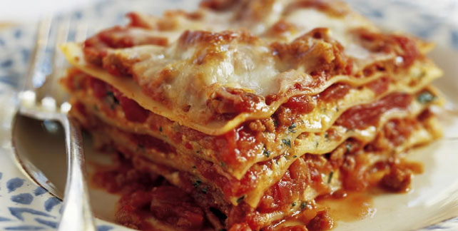 Lasagne Rezepte und Tipps: Beliebte Lasagne Bolognese Kochrezepte