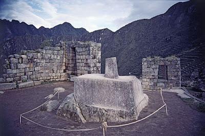 Machu Picchu cultura inca
