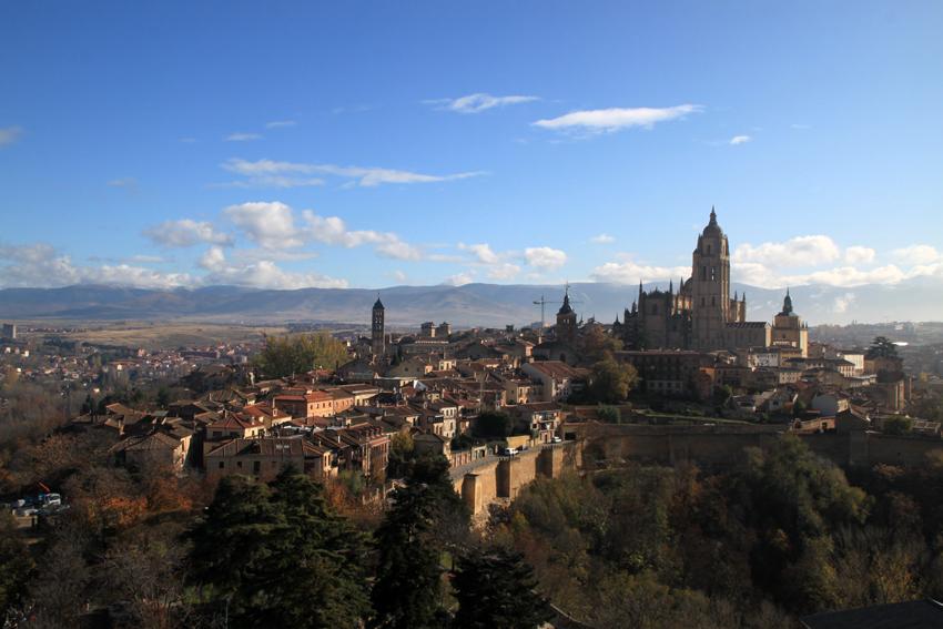 Tiempo libre segovia for Segovia oficina de turismo