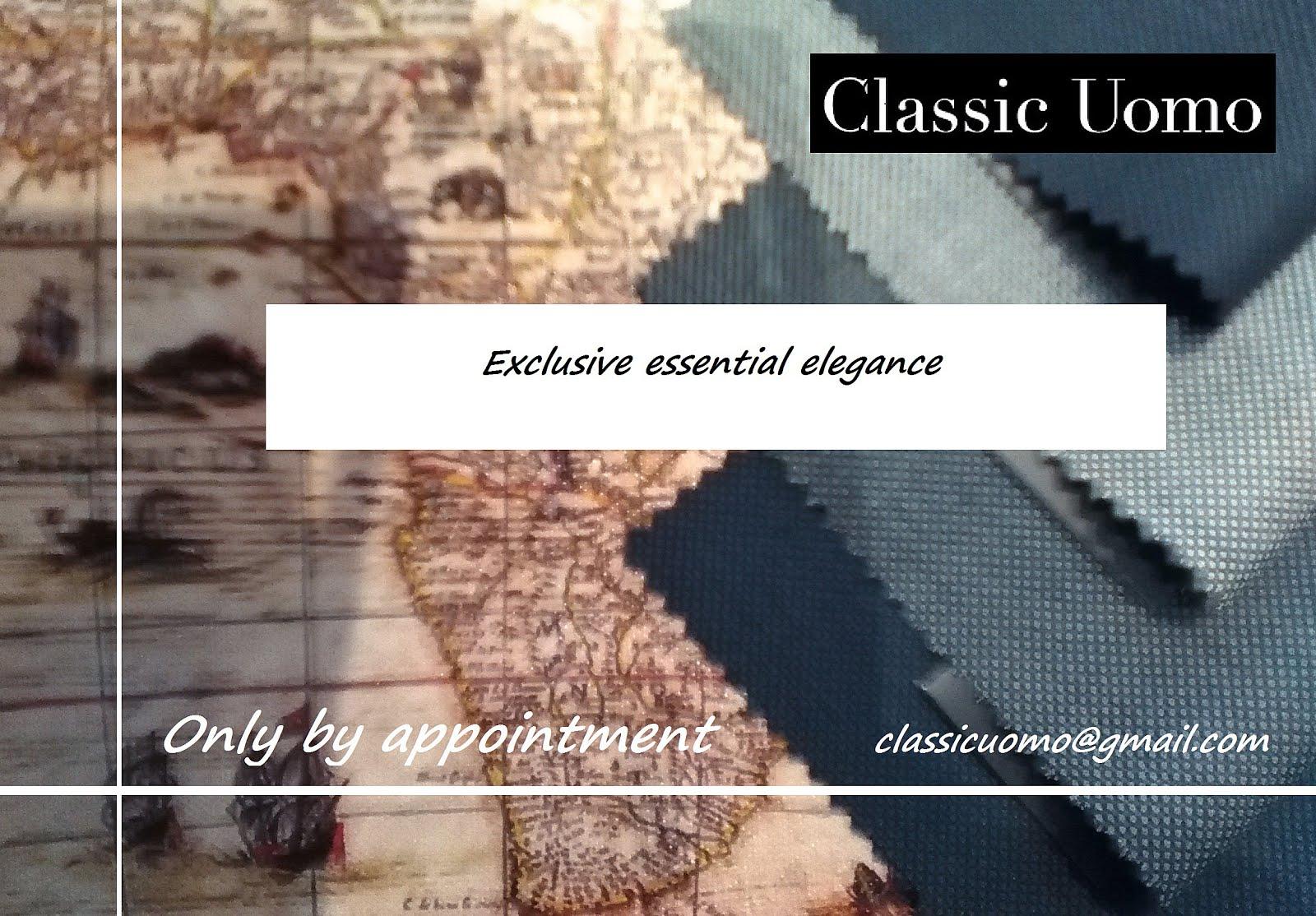 CLASSIC UOMO