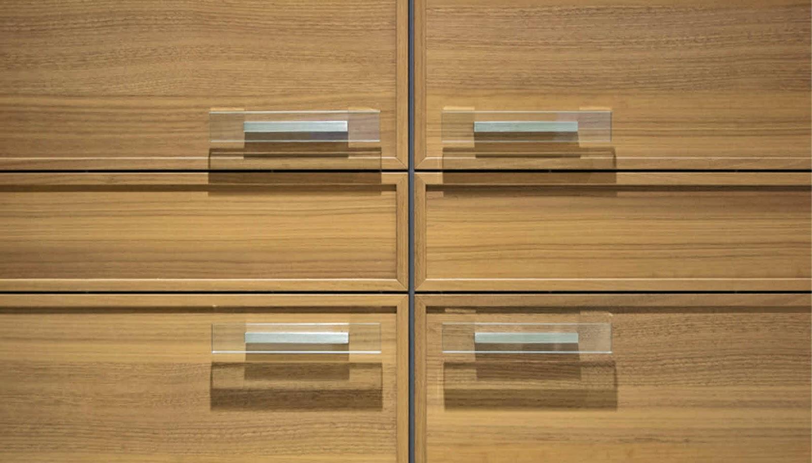 Tiradores de cocina peque os y necesarios accesorios - Tiradores rusticos para muebles ...