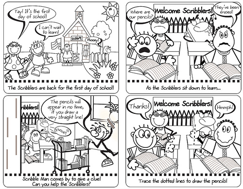This weeks printable is a humorous back to school special click on the image below to download the printable in various sizes happy coloring