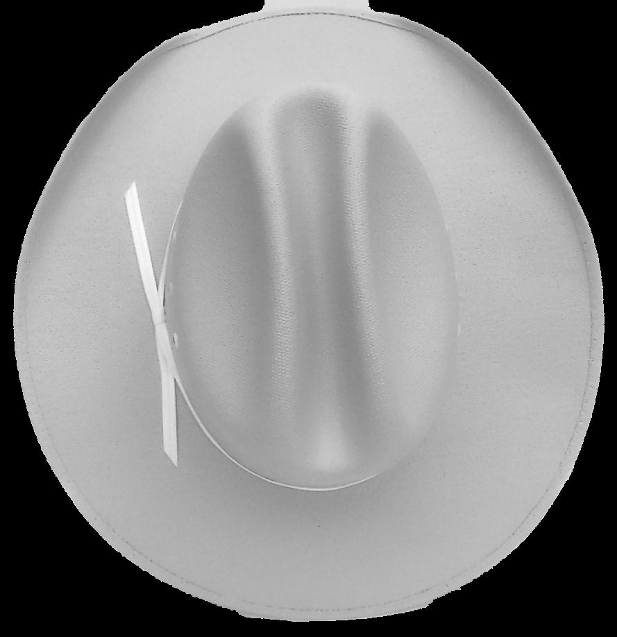 White cowboy hat png