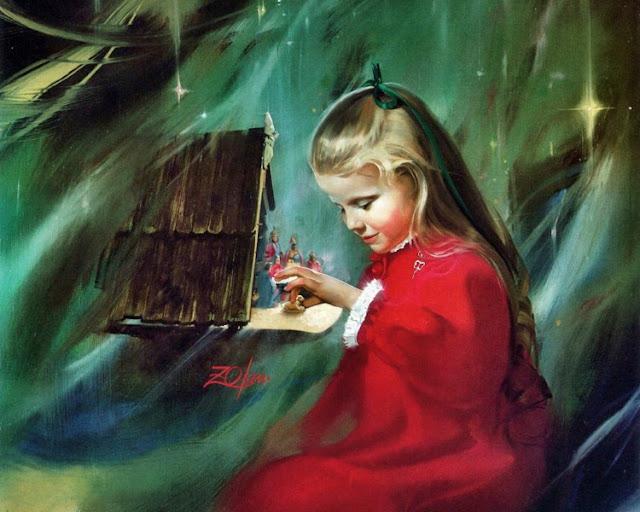 اطفال مرسومه الخيال الواسع