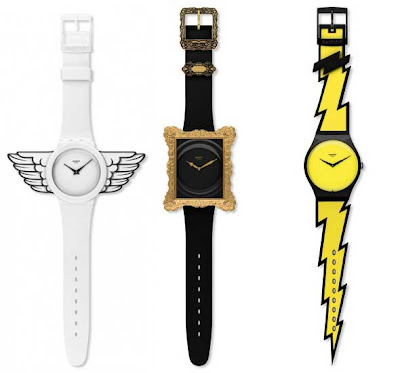 Jeremy Scott x Swatch Watch