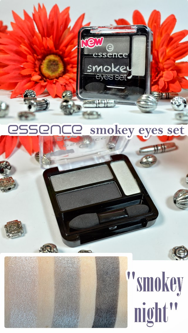 essence Neuheiten Frühjahr 2014 Smokey Eyes Set SMOKEY NIGHT