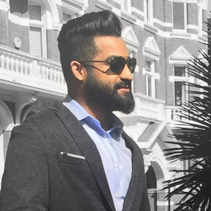 Jr NTR New Look 1