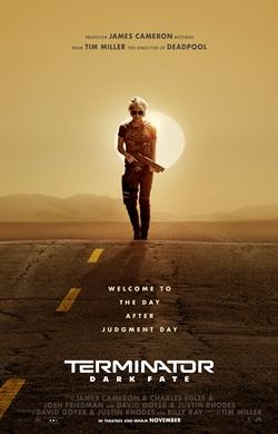 Em Breve: O Exterminador do Futuro: Destino Sombrio (2019)