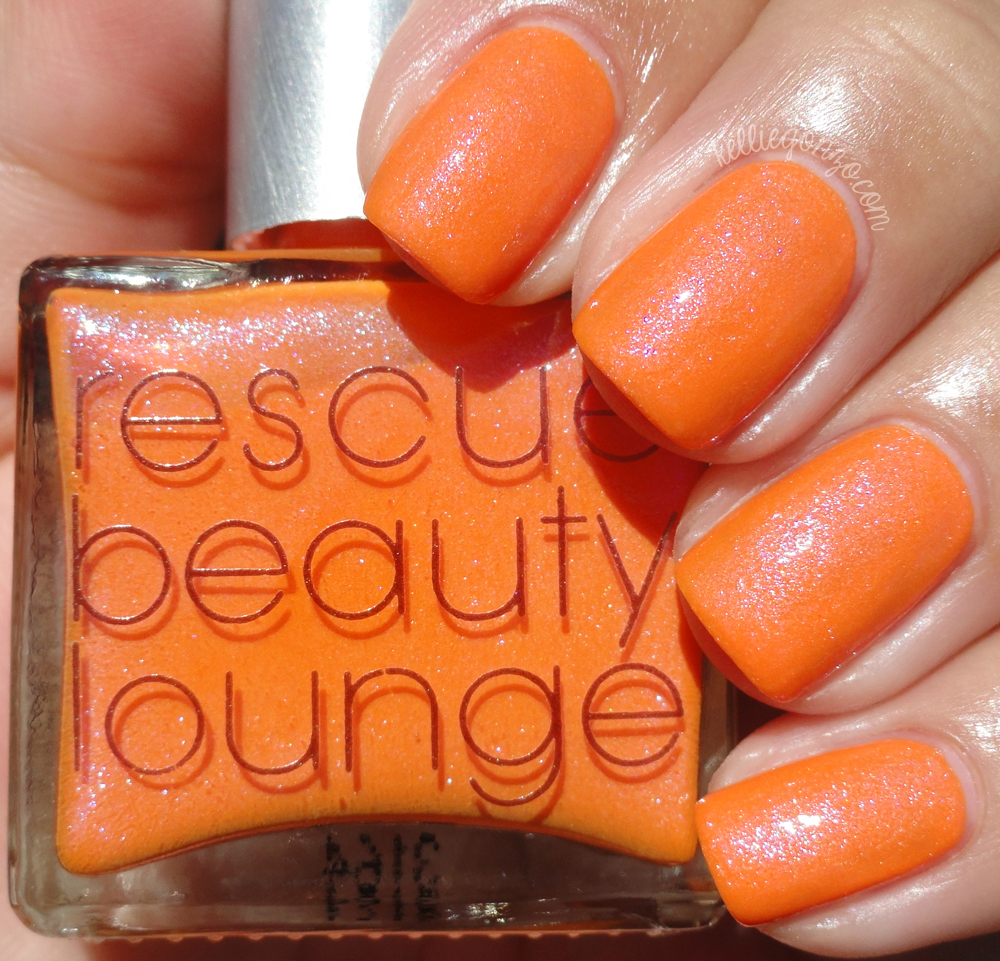 Rescue Beauty Lounge - NailsandNoms