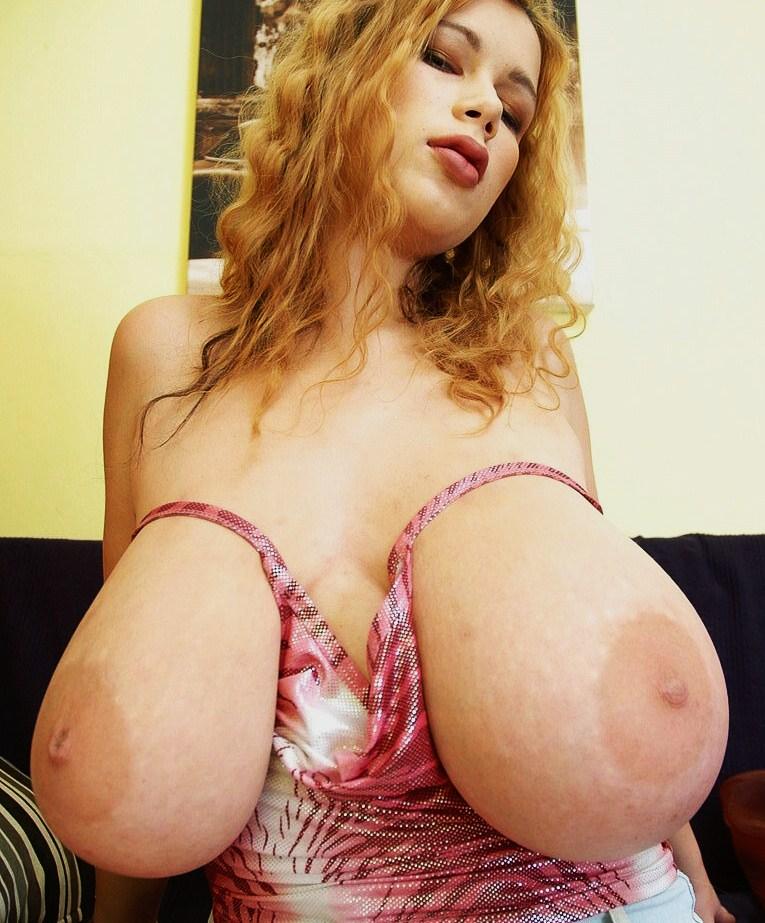 огромная отвисшая грудь фото