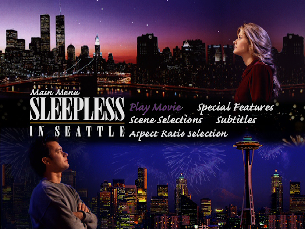 CLASSIC MOVIES: SLEEPLESS IN SEATTLE (1993)