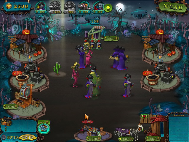 game vampires vs zombies, game PC