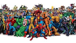 Marvel Super Heroes HD Wallpaper