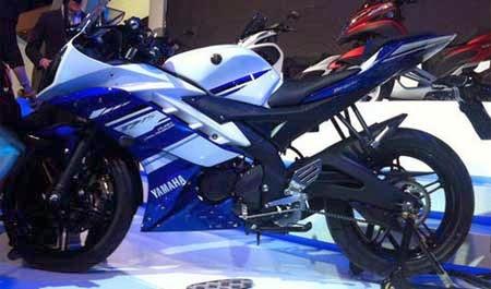 Yamaha R15 Versi Indonesia