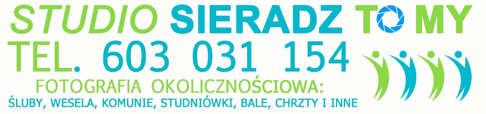 STUDIO SIERADZ TO MY