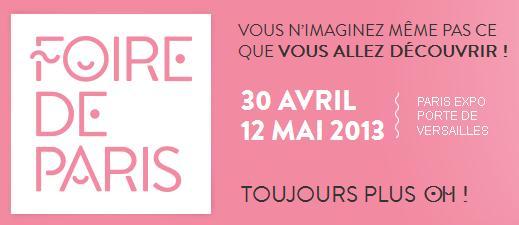 Emric93 r duction sur place foire de paris 2013 - Place foire de paris ...