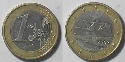 finland 1 euro 2002