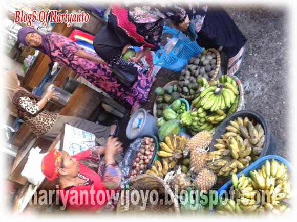 Hitam Manis Mangga Kasturi Buah Asli Khas Kalimantan Selatan