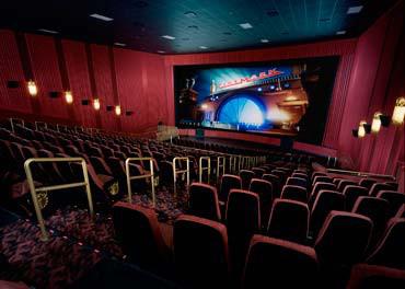 Marcas movie theatres