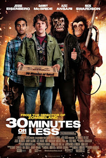 30 Minutes or Less (2011) Hindi Dual Audio BluRay | 720p | 480p