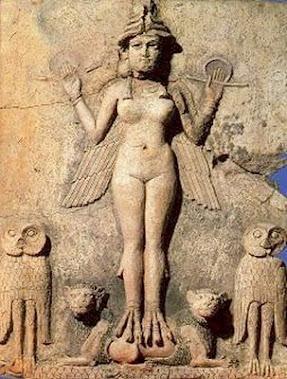 Escultura Sumeria