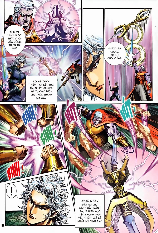 Thần Binh Tiền Truyện 2 chap 21 Trang 19 - Mangak.info