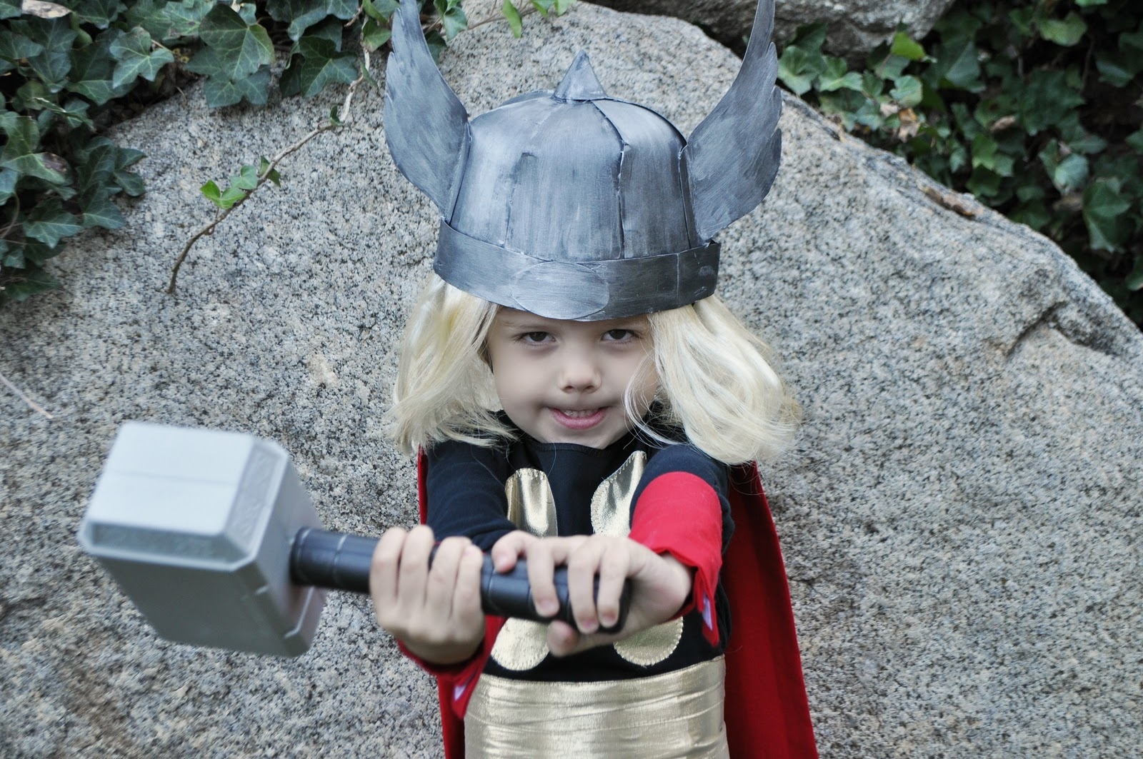 And there you have it.  sc 1 st  I Am Momma - Hear Me Roar & I Am Momma - Hear Me Roar: Thor Costume (for DailyBuzz Moms 9x9)