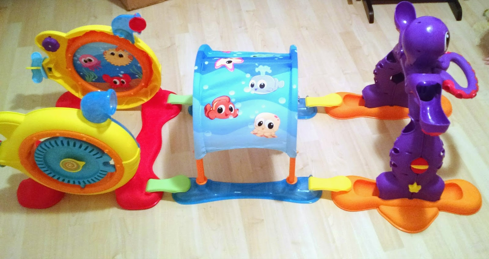Mommy Diaries (Of a Florida Mom): Little Tikes Lil\' Ocean Explorers ...