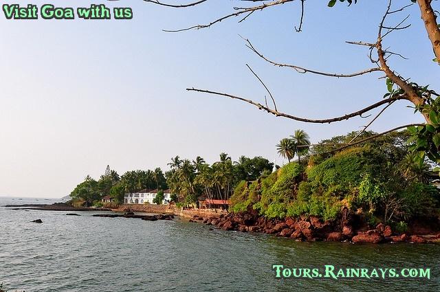 Best Dona Paula Beach, Goa India. India Tour Packages, Holiday Packages India, Best Travel Packages