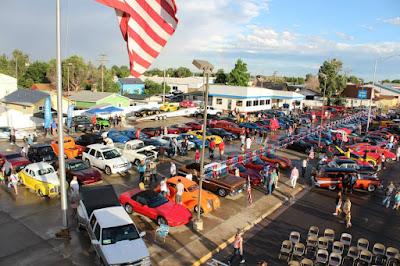 Purifoy Chevrolet Car Show 2015