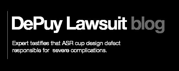 Depuy Lawsuit Blog