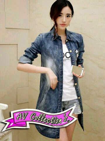 Long Kemz Jeans Zara