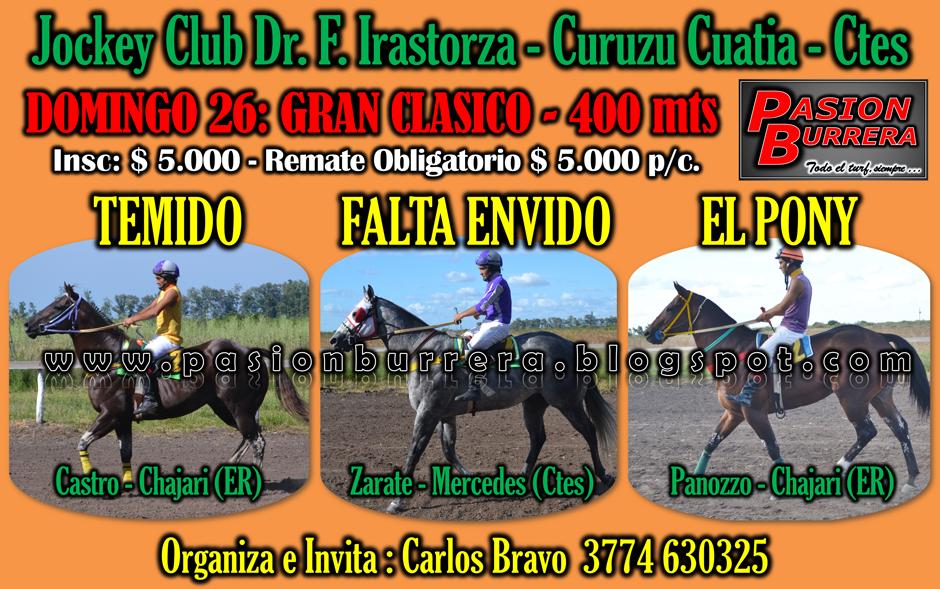 CURUZU CUATIA - 26 - 400