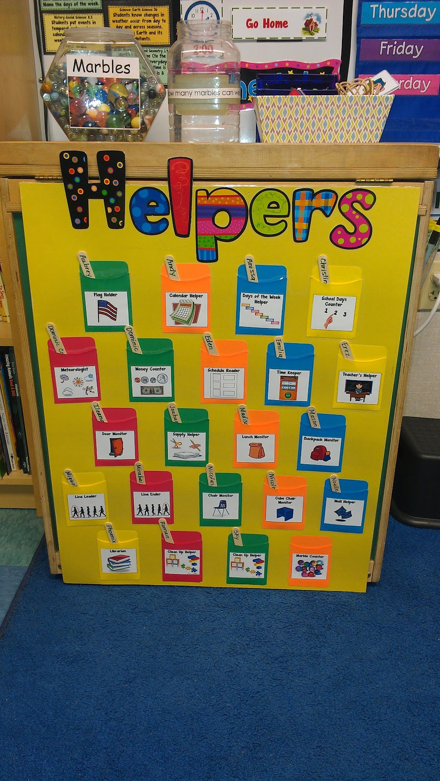 Classroom Ideas For Teachers ~ Kindergarten schmindergarten classroom pictures