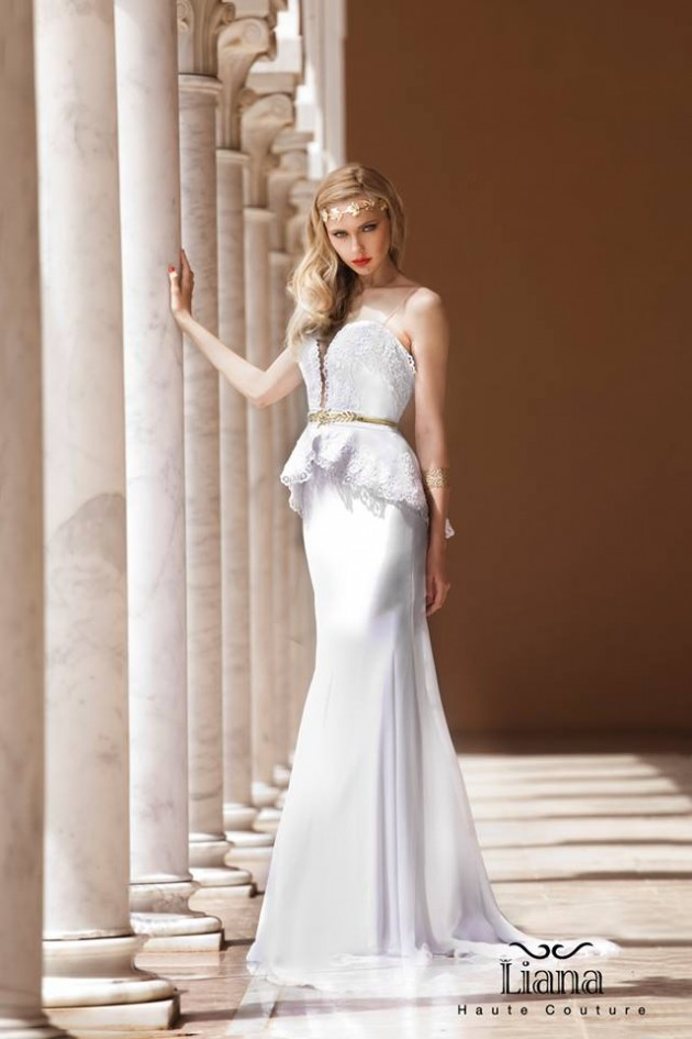 Divinos vestidos de novias | Colección Liana Haute Couture