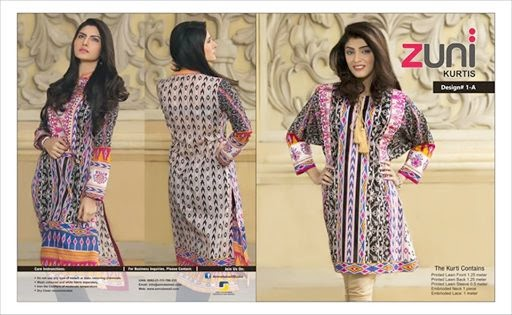 Embroidery kurtis collection for Women