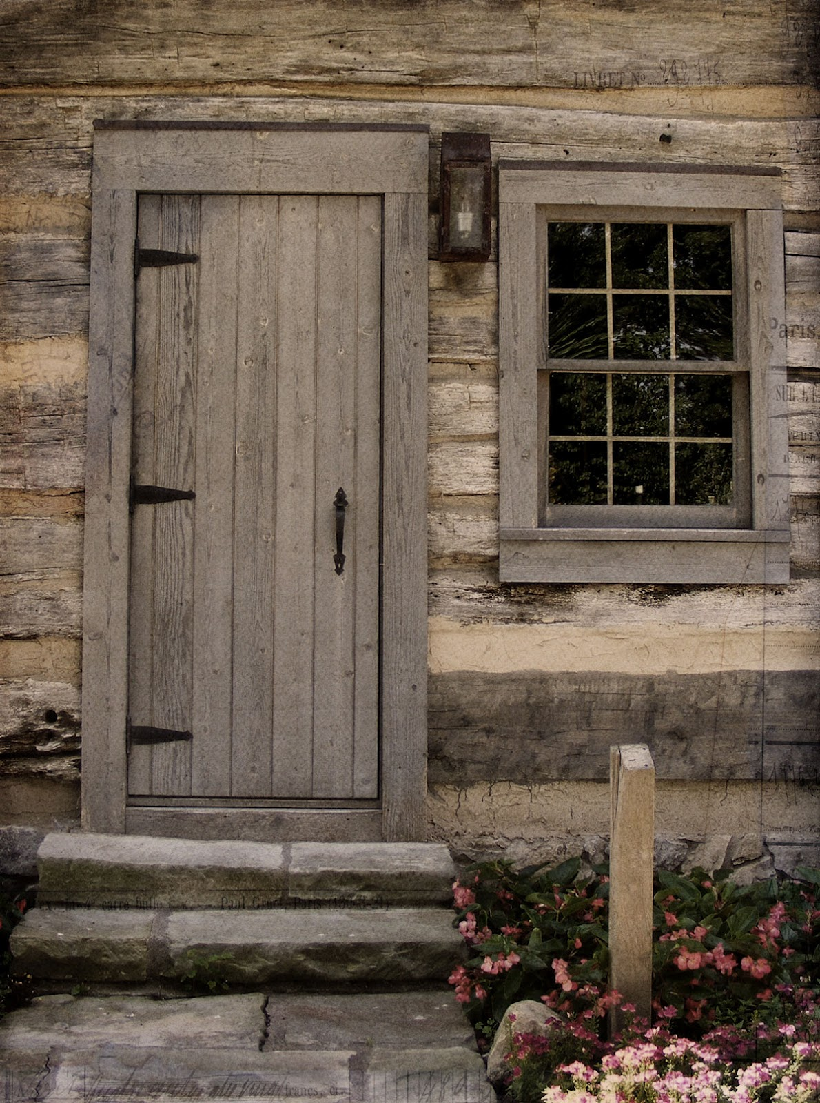 The cottage on the corner texture and surprises for Home entry doors for sale