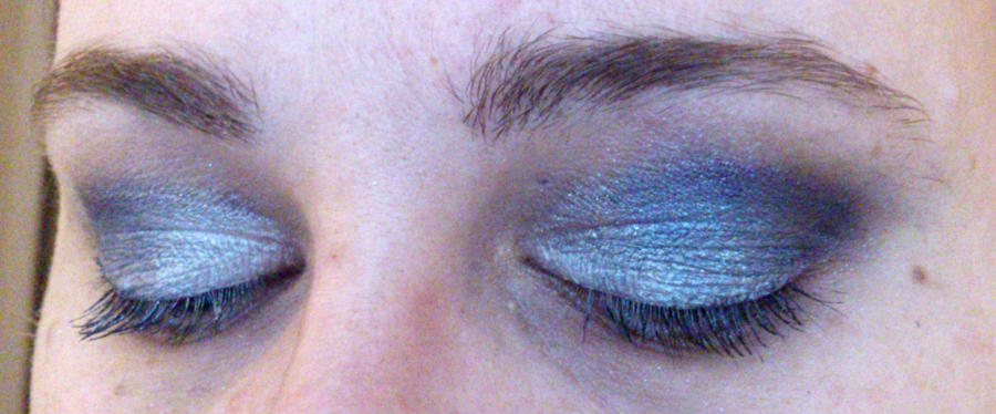 Geek Chic Cosmetics EOTD Brown Look