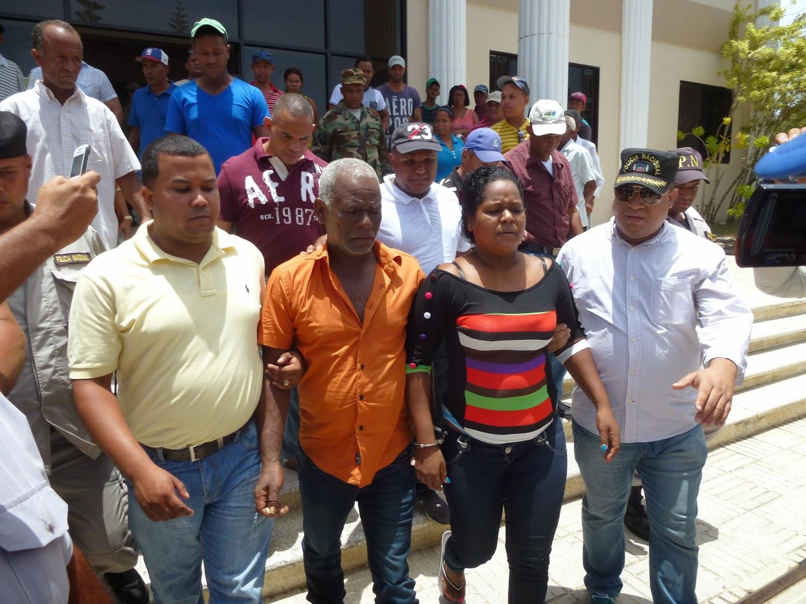 SEIS MESES PRISION PREVENTIVA ACUSADOS PARTICIPAR EN ASESINATO A QUINTINO REYNOSO (NICOLAS)