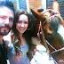 José Ron y Ariadne Díaz ¡toman clases de equitación para protagonizar ¨La mujer del Vendaval¨!