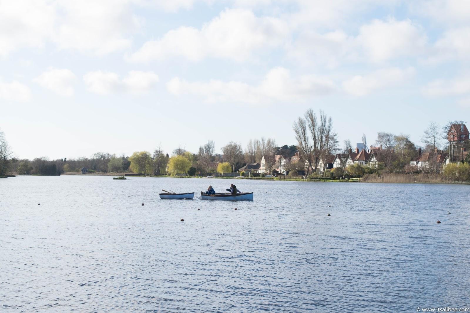 Thorpeness Lake | Thorpeness Boating Lake | Thorpeness boats