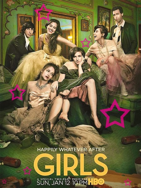Girls - Episode 3.02 - Truth or Dare - Review