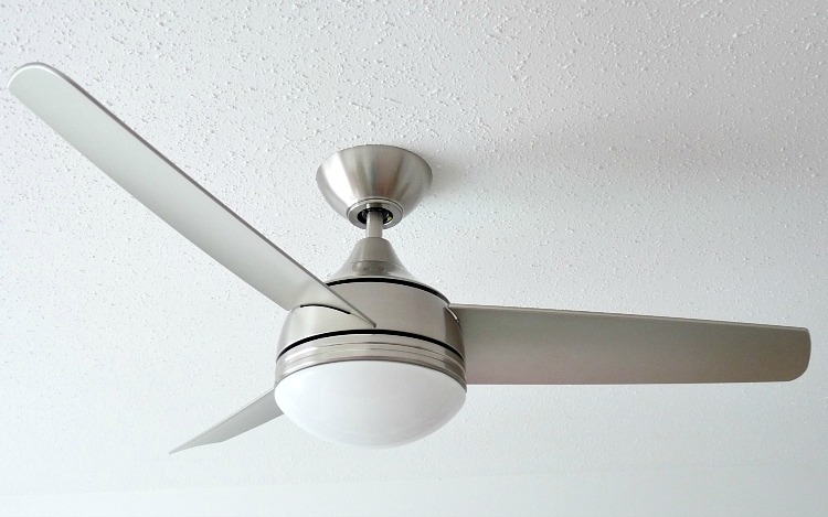 gallery for gt white and silver ceiling fans